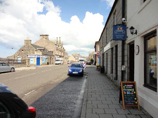 Station Hotel Portsoy: The Bar