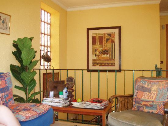 Casa Dos Torres: The Hallway