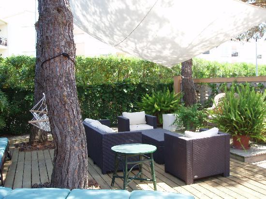 Casa Dos Torres: The Garden