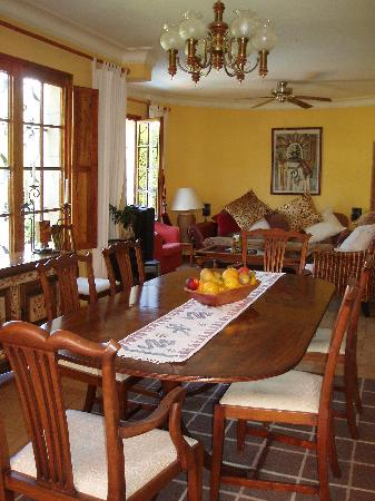 Casa Dos Torres: Dining/Breakfast Room