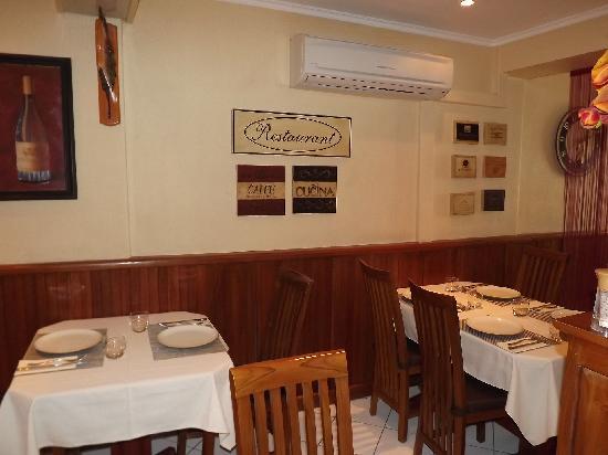 L'o a la bouche : Excelent dining space