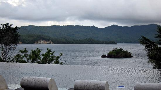 DABIRAHE Dive, Spa and Leisure Resort (Lembeh): Infinity pool to soak your senses