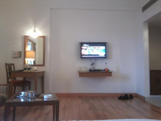 Comfort Inn Marina Towers: Room