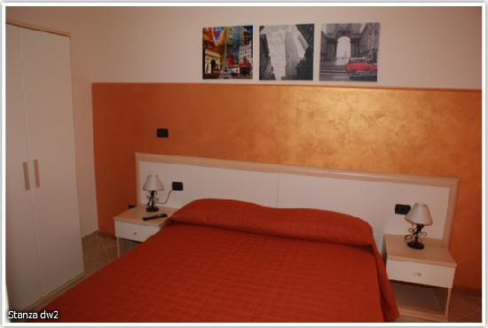 Marta, إيطاليا: Camera doppia