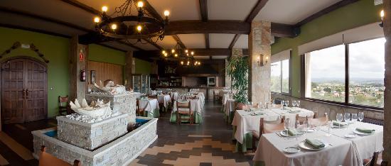 Os Olivos: Restaurante a la carta