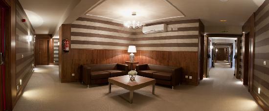 Os Olivos: Hall habitaciones
