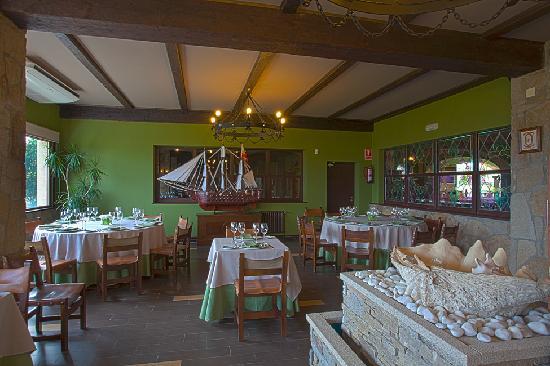 Os Olivos: Detalle Restaurante