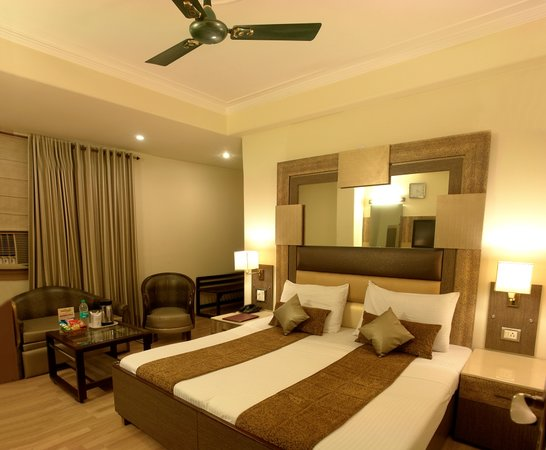 Suncourt Hotel Yatri: double room