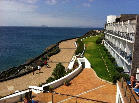 The Mirador Papagayo Hotel : Hotel