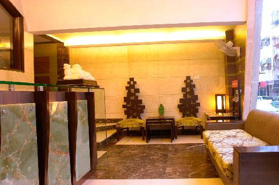 Hotel Sunstar Heights: reception