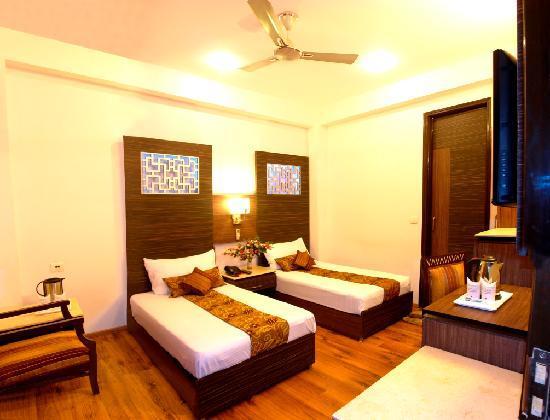 Hotel Sunstar Heights: twin room 2
