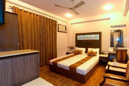 Hotel Sunstar Heights: double room