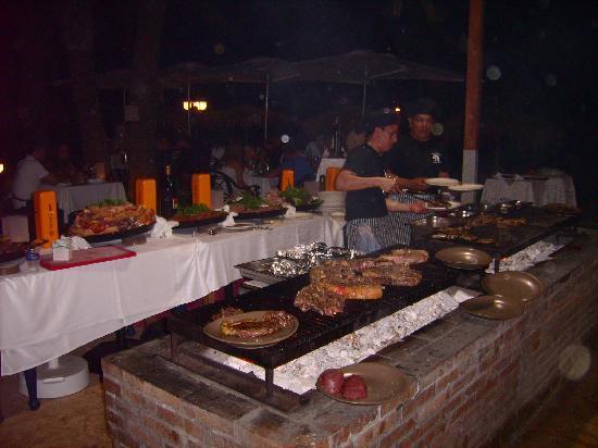 Escuela de Pieter: the saturday's BBQ