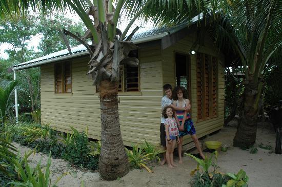Остров Ликури, Фиджи: Our accommodation