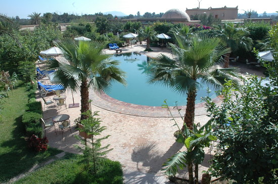 Hotel Dar Zitoune: Swimming pool