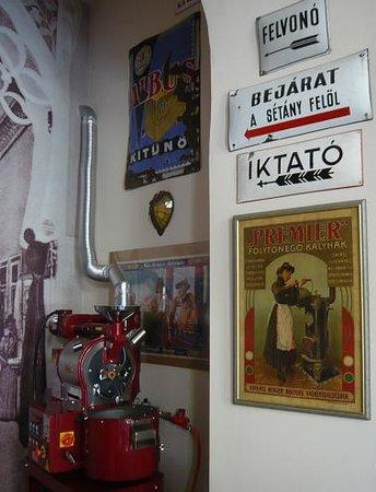 Photo of Cafe Csészényi Kávézó Cafe at Krisztina Krt. 34., Budapest 1013, Hungary