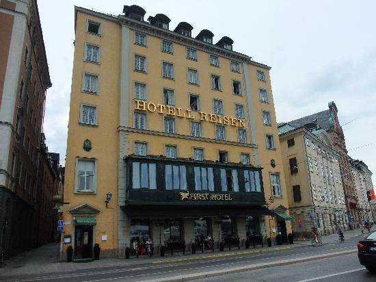 first reisen hotel picture of first hotel reisen stockholm tripadvisor. Black Bedroom Furniture Sets. Home Design Ideas