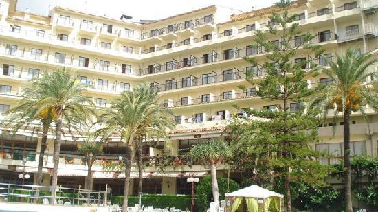 Vista Hotel Intur Orange
