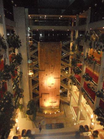 Hotel Termes de Montbrio - Resort Spa & Park : El Hall del Hotel