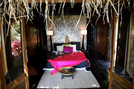 The Turtle Lounge: Bedroom Bungalow 1