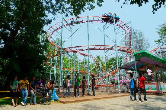 VGP Universal Kingdom : Roller Coaster
