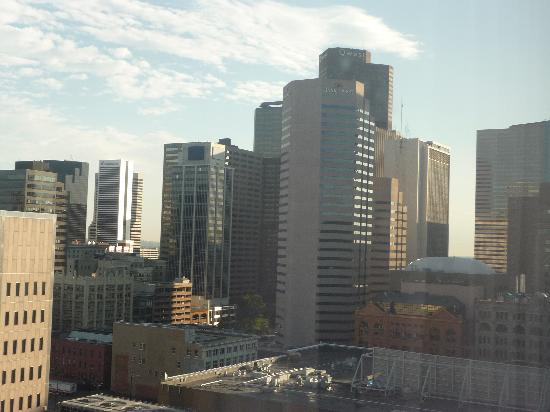 Crowne Plaza Hotel Denver: View of city
