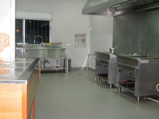 Delicias do Mar: Cocina