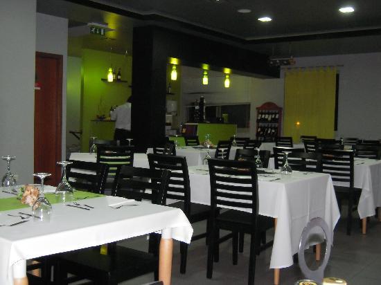 Delicias do Mar: Comedor