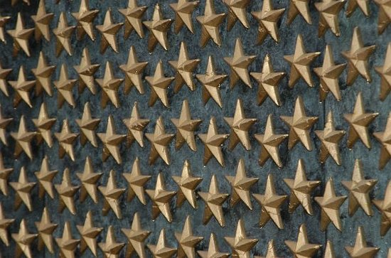 National World War II Memorial: Stars to Remember the Fallen