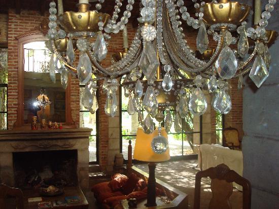 Estancia Santa Rita: Interiores