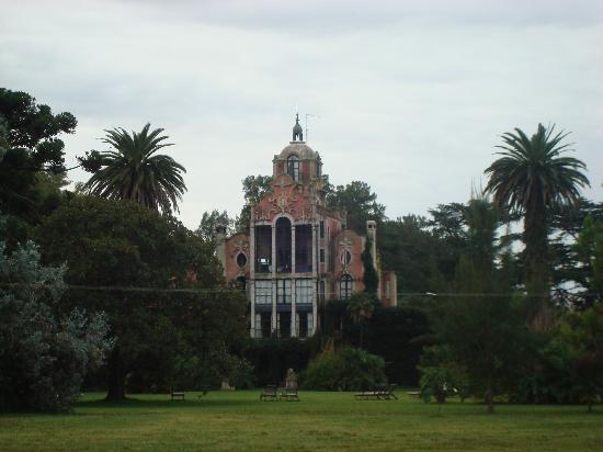 Estancia Santa Rita: Jardines
