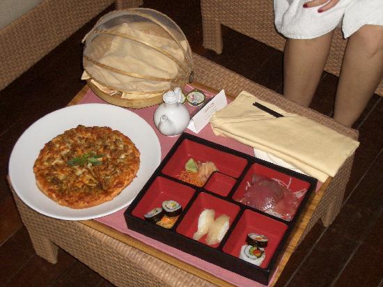 ... sushi) - Picture of Baros Maldives, Baros Island - TripAdvisor