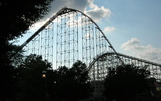 Dorney Park & Wildwater Kingdom: Steel Force