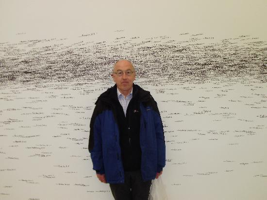 Tate Gallery St. Ives : Being part of the art