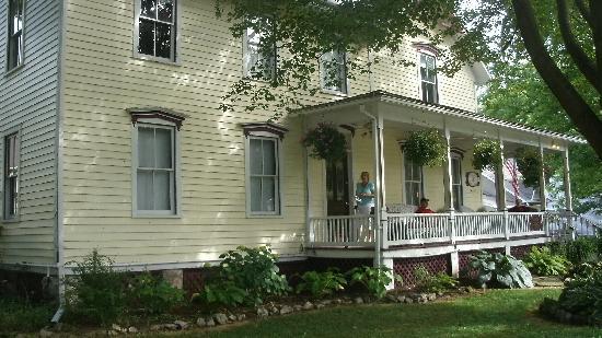 Ashley's Island House: Perfect porch!