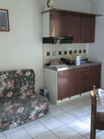 Residence Margherita: Cucina