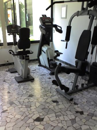 Residence Margherita: Fitness