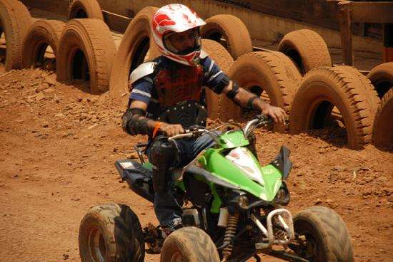 Lonavala, India: Another of the ATV Rides