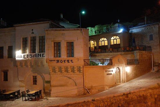 エフサネ ケーブ ホテル