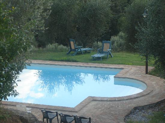 Agriturismo Grossola: La piscina