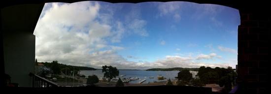 Harbor Shores on Lake Geneva: room 418 view