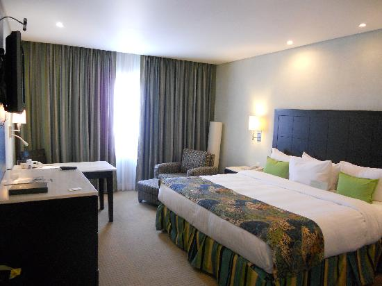 Hotel Lucerna Hermosillo: Typical size and very clean