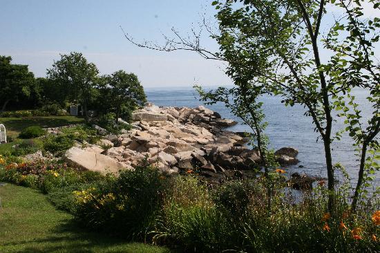 The Quarterdeck Inn by the Sea: Grounds