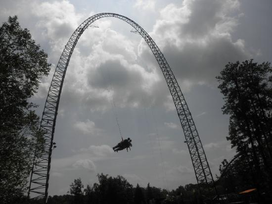 Kings Dominion: Xtreme SkyFlyer