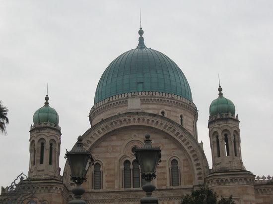 Synagogue et musée hébraïque