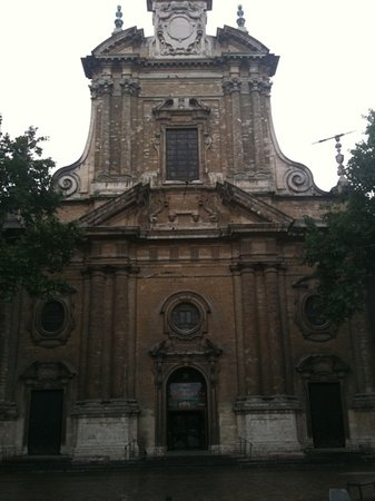 Church of Ste. Trinite