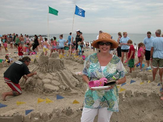 Villa Park House: At the Sand Castle Competition