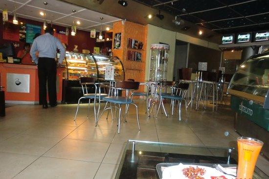 Barista: inside the coffee shop