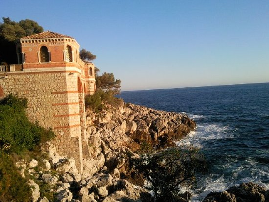 Roquebrune-Cap-Martin, Francia: villa cypris