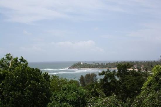 Hotel Panorama: view